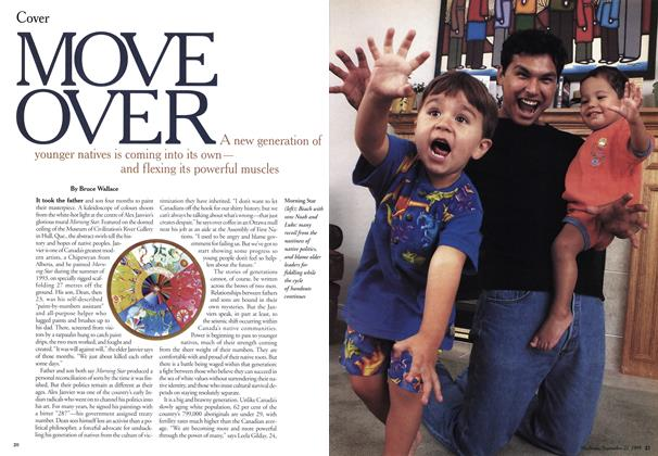 Article Preview: MOVE OVER, September 1999 | Maclean's
