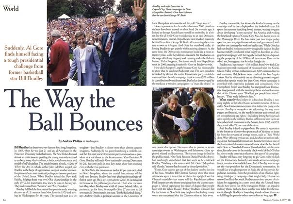 Article Preview: The Wat the Ball Bounces, October 1999 | Maclean's