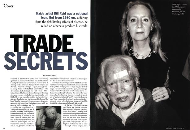 Article Preview: TRADE SECRETS, October 1999 | Maclean's