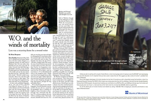 Article Preview: W.O. and the winds of mortality, October 1999 | Maclean's