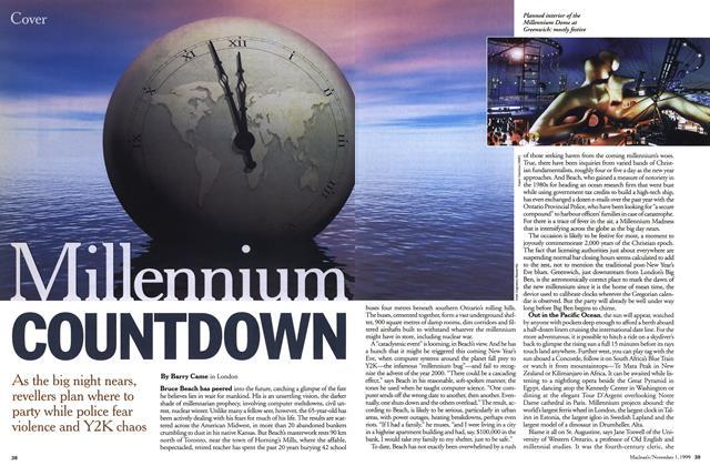 Article Preview: Millennium COUNTDOWN, November 1999 | Maclean's
