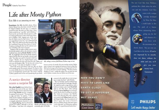 Article Preview: Life after Monty Python, November 1999 | Maclean's