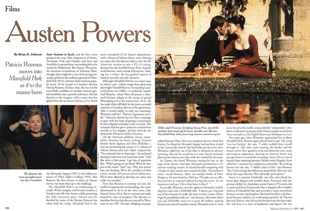 Article Preview: Austen Powers, November 1999 | Maclean's