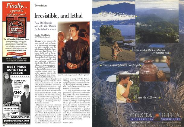 Article Preview: Irresistible, and lethal, November 1999 | Maclean's