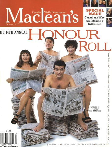 Issue: - December 1999 | Maclean's