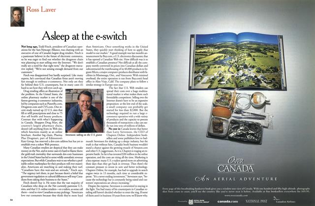 Article Preview: Asleep at the e-switch, December 1999 | Maclean's