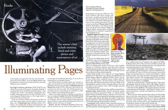 Article Preview: Illuminating Pages, December 1999 | Maclean's
