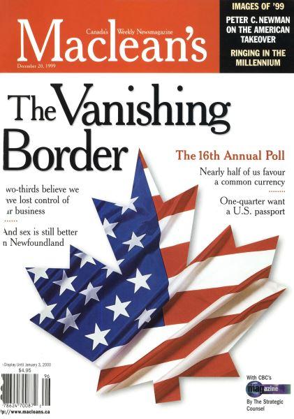 Issue: - December 1999 | Maclean's