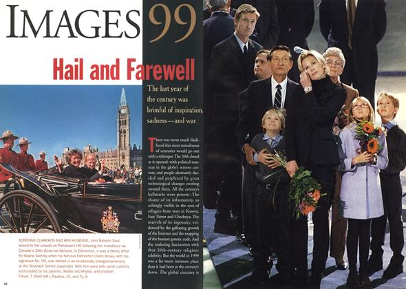 Article Preview: Hail and Farewell, December 1999 | Maclean's