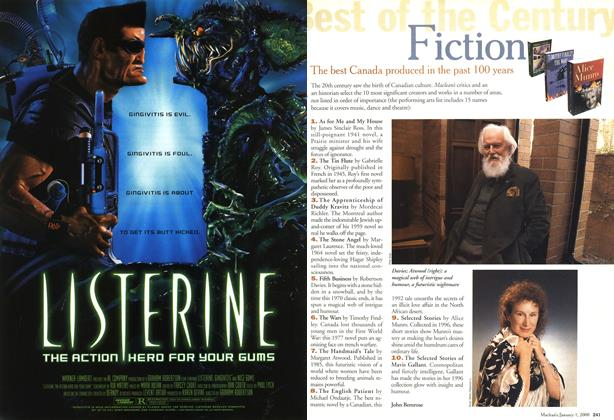 Article Preview: Fiction, January 2000 | Maclean's