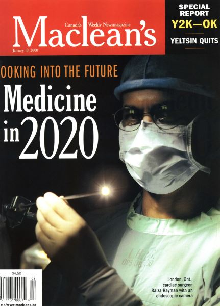 Issue: - January 2000 | Maclean's