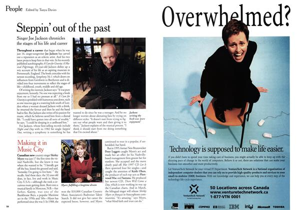 Article Preview: People, January 2000 | Maclean's