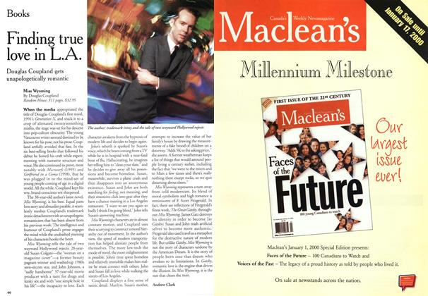 Article Preview: Finding true love in L.A., January 2000 | Maclean's