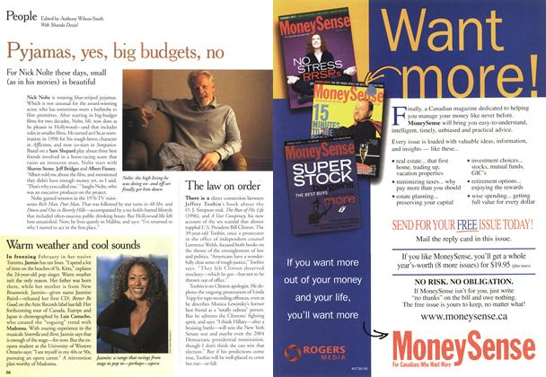 Article Preview: People, February 21,2000 2000 | Maclean's