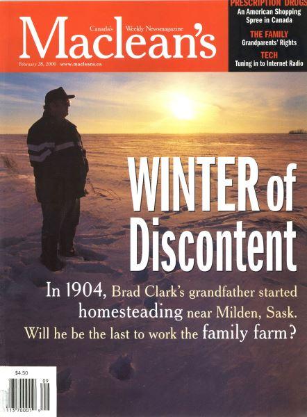 Issue: - February 2000 | Maclean's