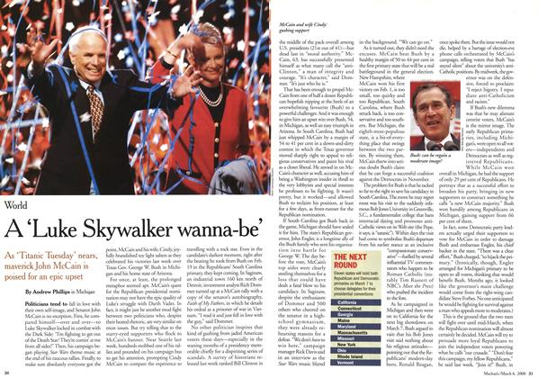 Article Preview: A 'Luke Skywalker wanna-be', March 2000 | Maclean's