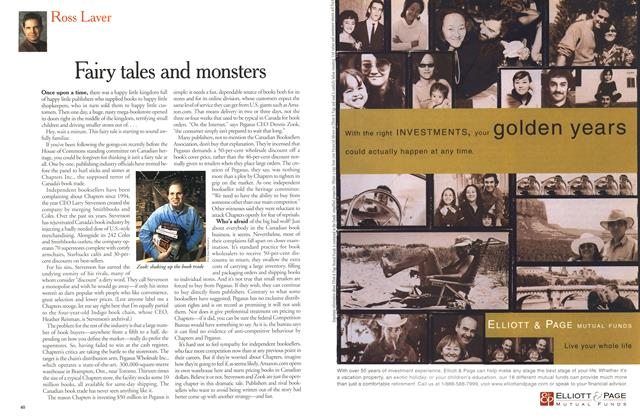 Article Preview: Fairy tales and monsters, March 2000 | Maclean's