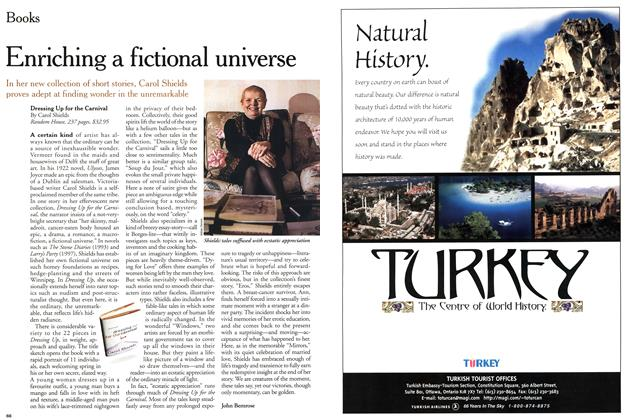 Article Preview: Enriching a fictional universe, March 2000 | Maclean's