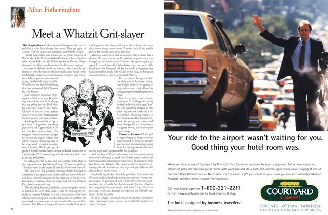 Article Preview: Meet a Whatzit Grit-slayer, March 2000 | Maclean's