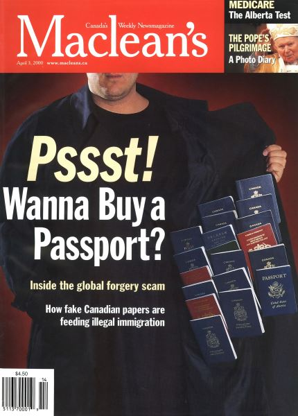 Issue: - April 3,2000 | Maclean's