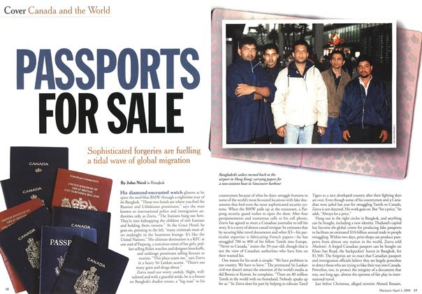 Article Preview: PASSPORTS FOR SALE, April 3,2000 2000 | Maclean's