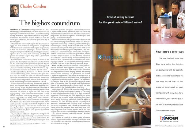 Article Preview: The big-box conundrum, April 3,2000 2000 | Maclean's