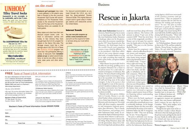 Article Preview: Rescue in Jakarta, April 2000 | Maclean's