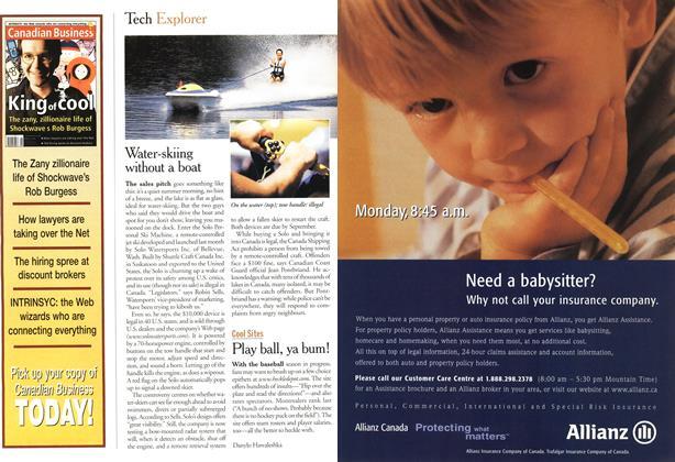 Article Preview: Tech Explorer, April 2000 | Maclean's