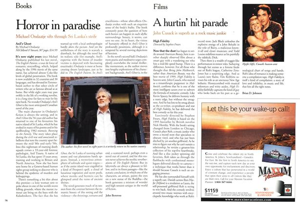 Article Preview: Horror in paradise, April 2000 | Maclean's