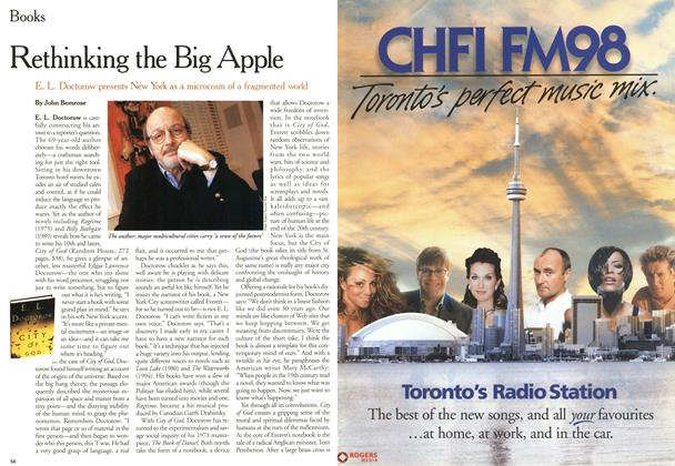 Article Preview: Rethinking the Big Apple, April 2000 | Maclean's
