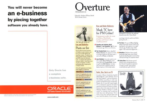 Article Preview: Overture, May 2000 | Maclean's