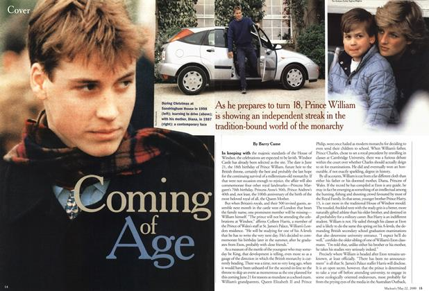 Article Preview: Coming of Age, May 2000 | Maclean's