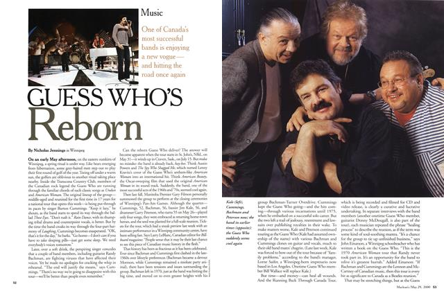 Article Preview: GUESS WHO'S Reborn, May 2000 | Maclean's