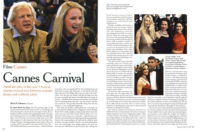 Article Preview: Cannes Carnival, May 2000 | Maclean's