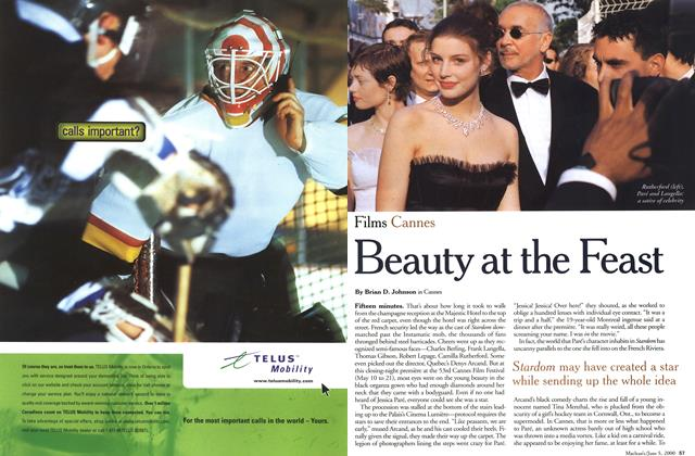 Article Preview: Beauty at the Feast, June 2000 | Maclean's