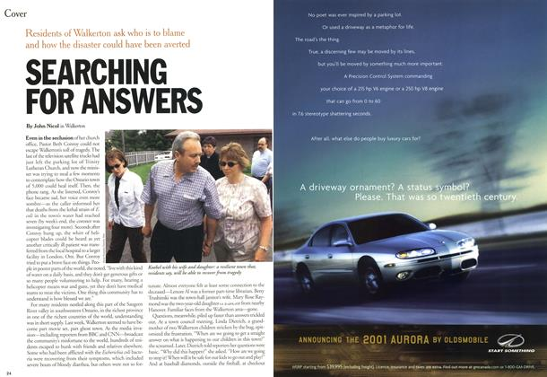 Article Preview: SEARCHING FOR ANSWERS, June 2000 | Maclean's