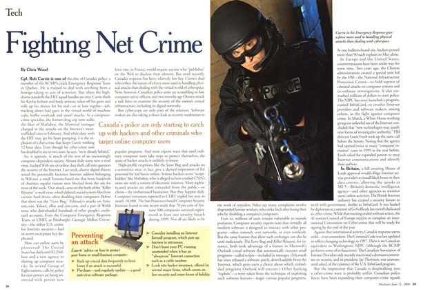 Article Preview: Fighting Net Crime, June 2000 | Maclean's