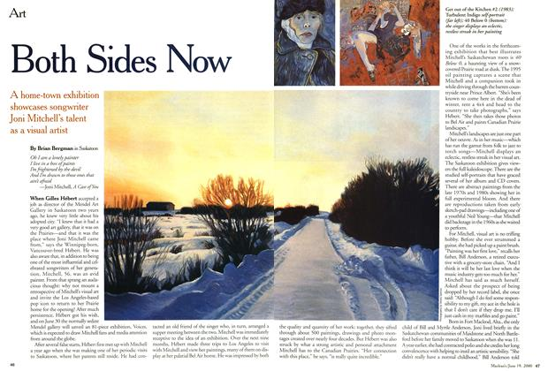 Article Preview: Both Sides Now, June 2000 | Maclean's