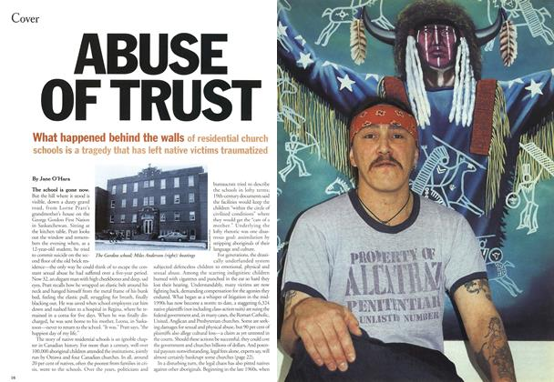 Article Preview: ABUSE OF TRUST, June 2000 | Maclean's