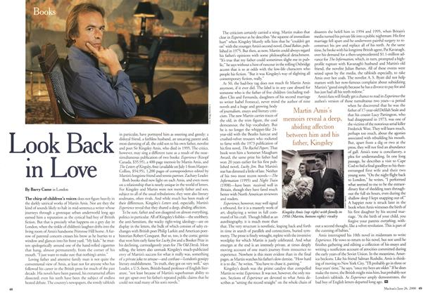 Article Preview: Look Back in Love, June 2000 | Maclean's
