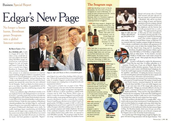 Article Preview: Edgar's New Page, July 2000 | Maclean's