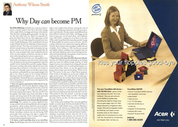 Article Preview: Why Day can become PM, July 2000 | Maclean's