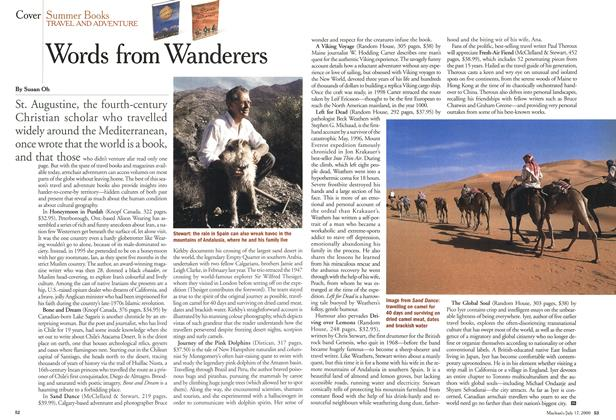 Article Preview: Words from Wanderers, July 2000 | Maclean's