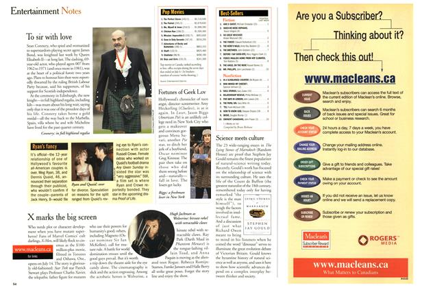Article Preview: Best-Sellers, July 2000 | Maclean's