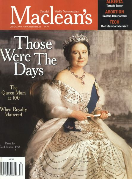 Issue: - July 2000 | Maclean's