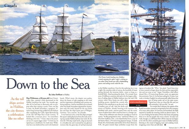 Article Preview: Down to the Sea, July 2000 | Maclean's