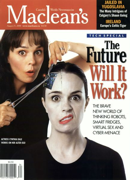 Issue: - August 2000 | Maclean's
