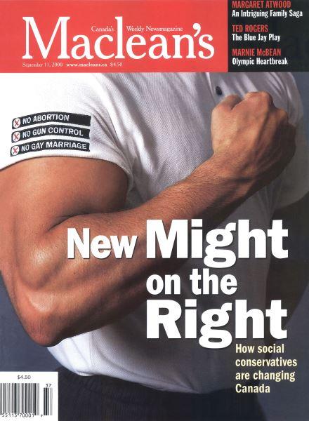 Issue: - September 11,2000   Maclean's