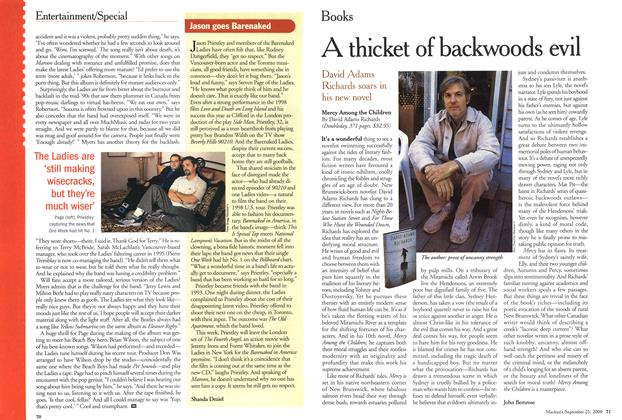 Article Preview: A thicket of backwoods evil, September 2000 | Maclean's