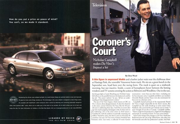 Article Preview: Coroner's Court, October 2000 | Maclean's